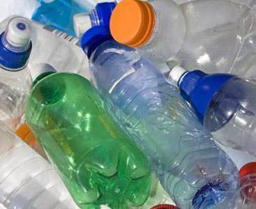 műanyagok gyűjtése